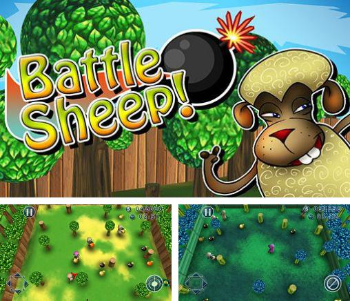 In addition to the game One tap hero for Android phones and tablets, you can also download Battle sheep! for free.