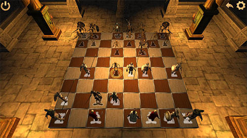 Battle сhess 3D screenshot 1