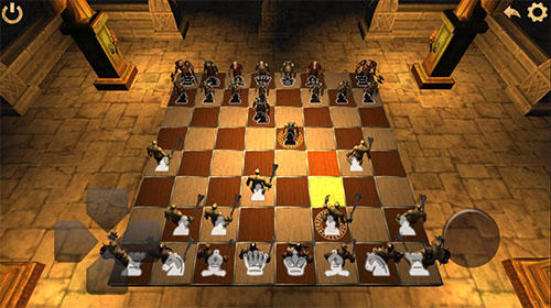 Battle сhess 3D screenshot 2