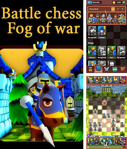 Battle сhess: Fog of war