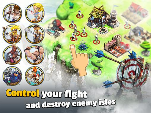 Iron blade: Medieval legends screenshot 1