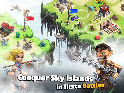 Battle skylands screenshot 5