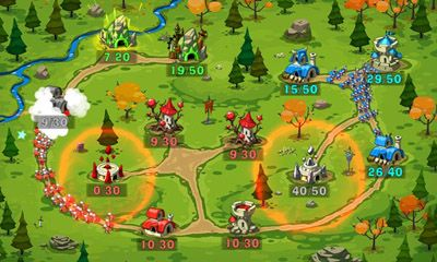 Screenshots von Battle Will für Android-Tablet, Smartphone.