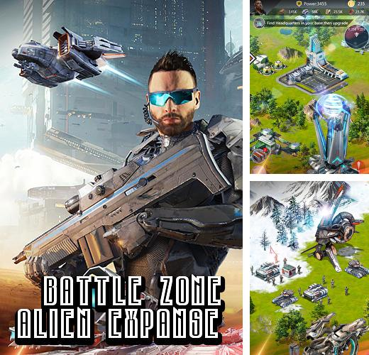 Battle zone: Alien expanse