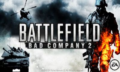 Battlefield Bad Company 2 обложка
