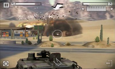Screenshots do Battlefield Bad Company 2 - Perigoso para tablet e celular Android.
