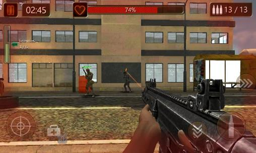 Screenshots von Bullet party CS 2: Go strike für Android-Tablet, Smartphone.