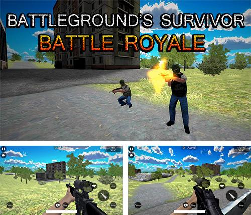 In addition to the game Russian gangster grand street crime city mafia for Android phones and tablets, you can also download Battleground's survivor: Battle royale for free.