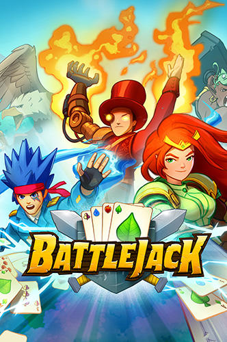 Battlejack: Blackjack RPG poster