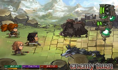 Get full version of Android apk app Battleloot Adventure for tablet and phone.