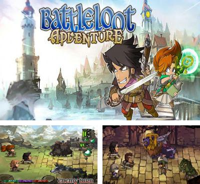 In addition to the game Heroes War for Android phones and tablets, you can also download Battleloot Adventure for free.