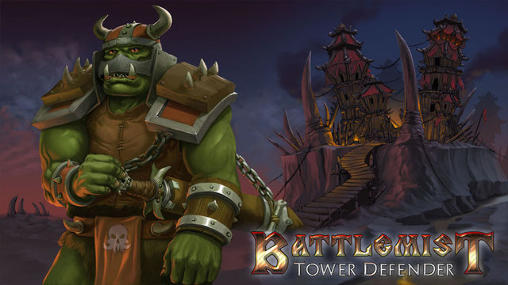 Battlemist: Tower defender. Clash of towers