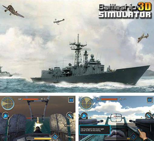In addition to the game Deadly Abyss 2 for Android phones and tablets, you can also download Battleship 3D: Simulator for free.