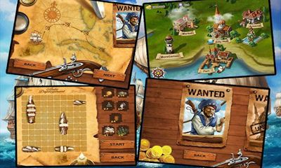 Sokoban of pirate screenshot 1