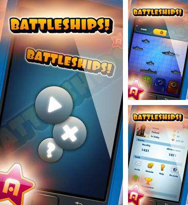 In addition to the game A Space Shooter for Android phones and tablets, you can also download Battleships for free.
