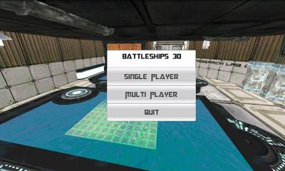 Battleships 3D screenshot 1