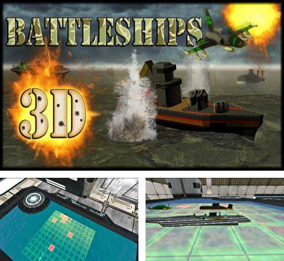 In addition to the game Rescue Roby for Android phones and tablets, you can also download Battleships 3D for free.
