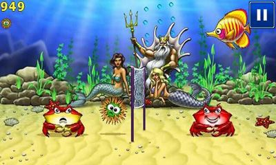 Download Beach Ball. Crab Mayhem Android free game.
