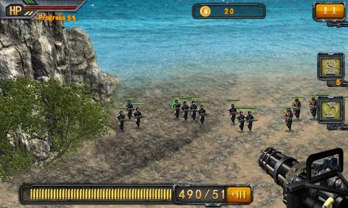 Beach sniper screenshot 2