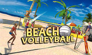 Beach volleyball 3D APK