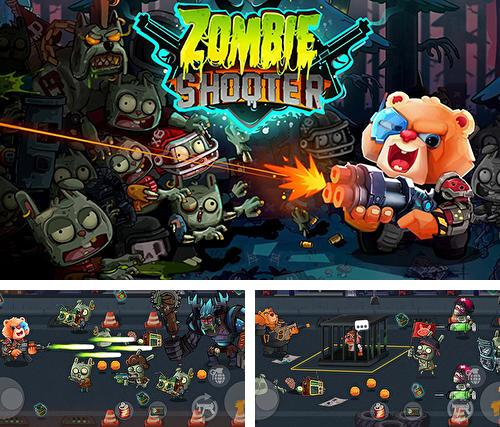 Bear gunner: Zombie shooter