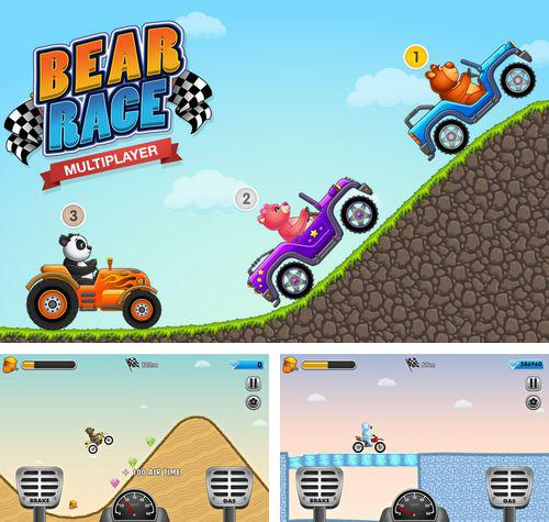 In addition to the game Fun Run - Multiplayer Race for Android phones and tablets, you can also download Bear race for free.