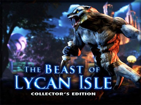 Beast of lycan isle: Collector's Edition poster