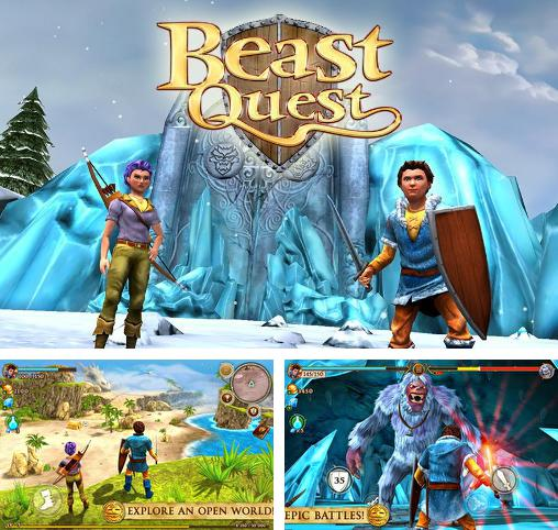In addition to the game Anargor for Android phones and tablets, you can also download Beast quest for free.