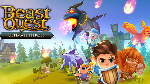 Beast quest: Ultimate heroes poster