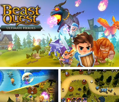 Beast quest: Ultimate heroes