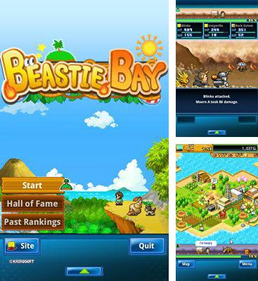 In addition to the game 4 teh Birds for Android phones and tablets, you can also download Beastie Bay for free.