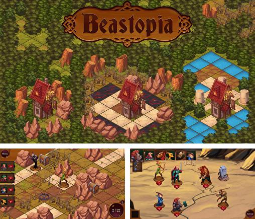 In addition to the game Tactics maiden for Android phones and tablets, you can also download Beastopia for free.