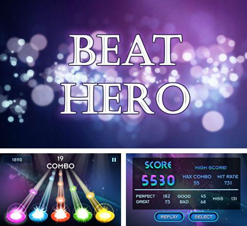 In addition to the game Santa Rockstar for Android phones and tablets, you can also download Beat hero: Be a guitar hero for free.
