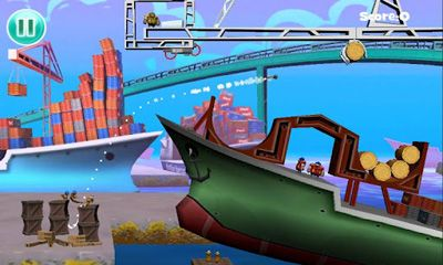 Beaver's Revenge screenshot 1