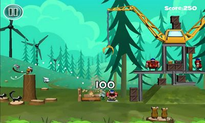 Beaver's Revenge screenshot 2