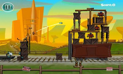 Beaver's Revenge screenshot 4