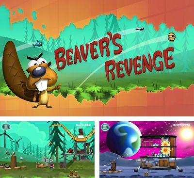 In addition to the game Postman Adventures for Android phones and tablets, you can also download Beaver's Revenge for free.