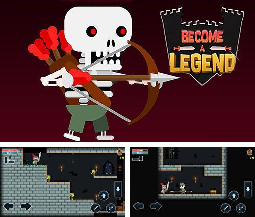 Become a legend: Dungeon quest
