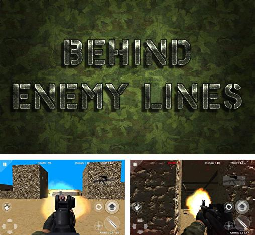 In addition to the game Soul taker: Face of fatal blow for Android phones and tablets, you can also download Behind enemy lines for free.