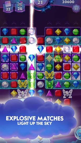 bejeweled gratuit pour tablette