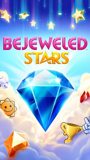 Bejeweled stars poster