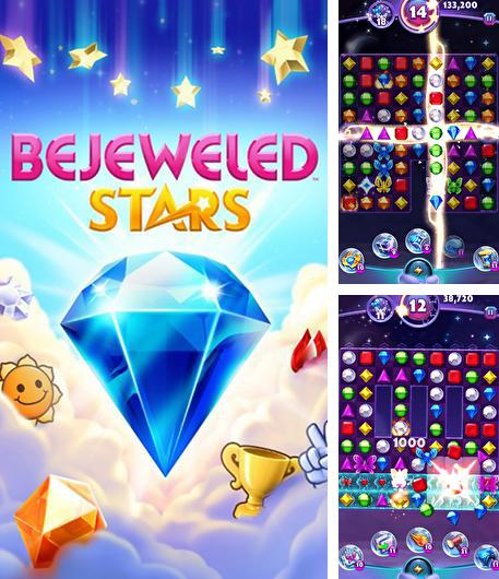 In addition to the game Bejeweled stars for Android, you can download other free Android games for Sony Xperia XZ.