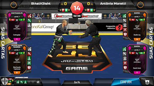 Bejj: Jiu-jitsu game screenshot 2