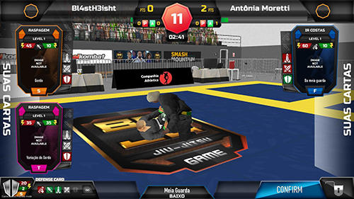 Bejj: Jiu-jitsu game screenshot 4