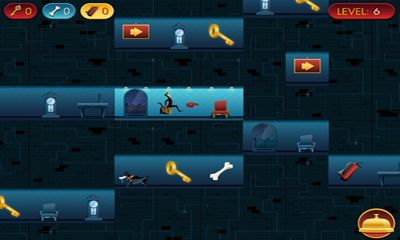 Screenshots of the Bellboy for Android tablet, phone.