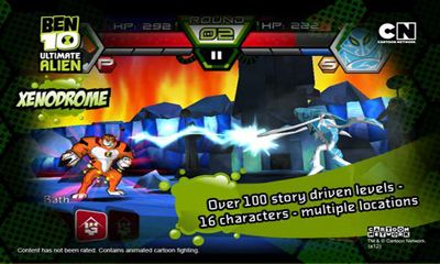 Ben 10 Xenodrome screenshot 5