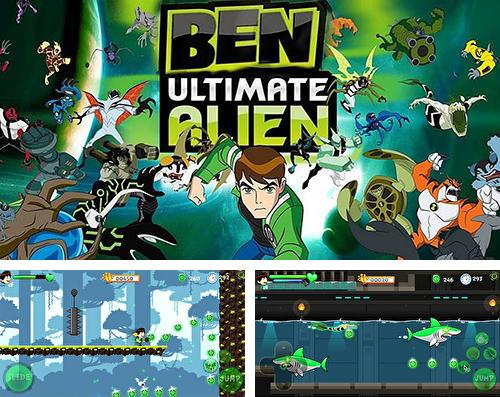Ben super ultimate alien transform
