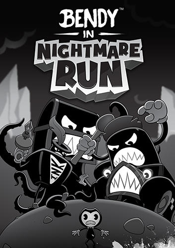 Bendy in nightmare run обложка