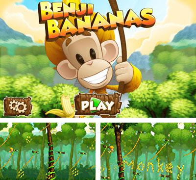 In addition to the game Run Run Bear II for Android phones and tablets, you can also download Benji Bananas for free.