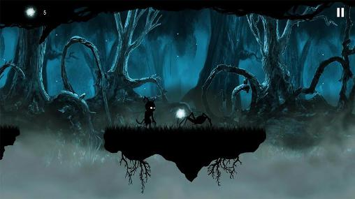 Screenshots do Benji: Shadow of dark lands - Perigoso para tablet e celular Android.